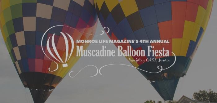 4th Annual Muscadine Balloon Fiesta